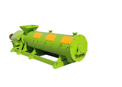 New Type Organic Fertilizer Pelletizer for Animal Manure Granulation