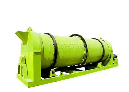 Rotary Drum Churning Organic Fertilizer Pelletizer for Wet Granulation